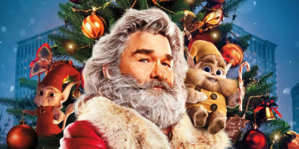 netflix releases trailer for original kurt russell christmas movie - Christmas Day Movie Releases