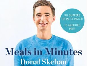 Plan B: Donal Skehan Chats About His New Book Meals In Minutes