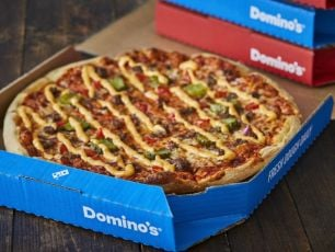 Domino's Cheeseburger Pizza Available Across Ireland From Today