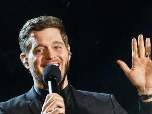 Michael Bublé Announced For Dublin's 3Arena