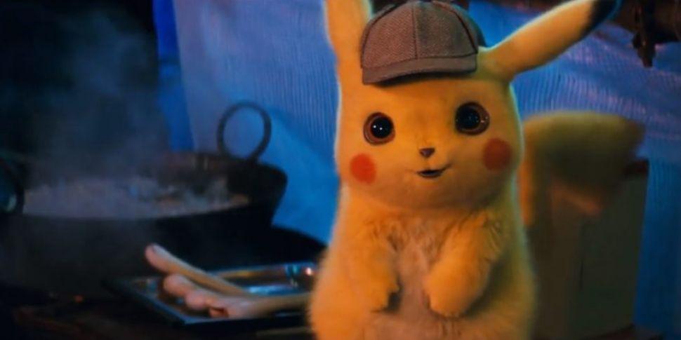 Watch: Ryan Reynolds Star As Pikachu In 'Pokémon Detective Pikachu'