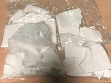 €570,000 Worth Of Drugs Seized In Dublin