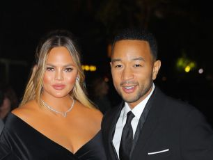 John Legend Moves Chrissy Teigen To Tears With Glamour Awards Speech