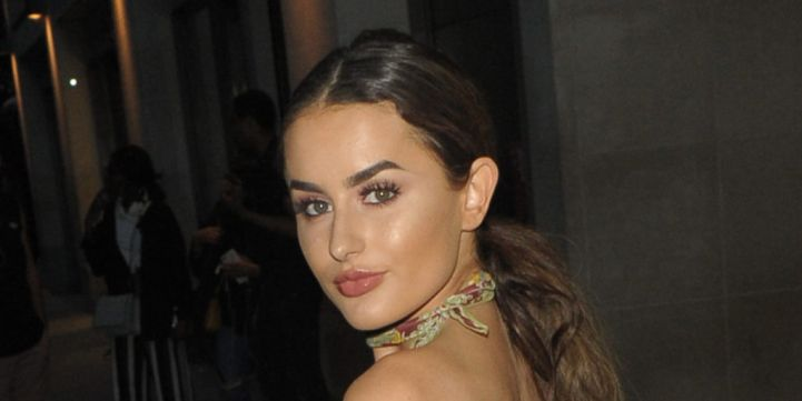 Love Island's Amber Davies Is Reportedly Dating Diversity's Perri Kiely
