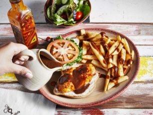 Nando's Are Adding A PERi-PERi Chicken Gravy To Their Christmas Menu