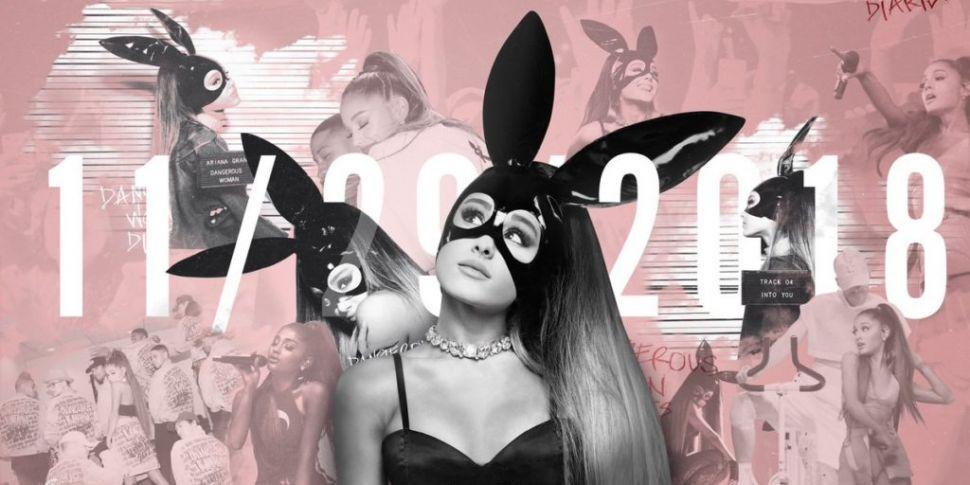 Ariana Grande S Documentary Dangerous Woman Diaries Will Be