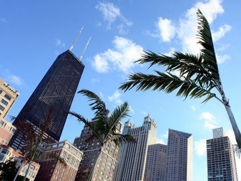 Lift With 6 People Plunges 84 Floors In Chicago