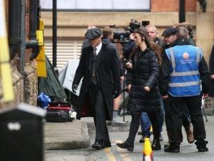 Behind The Scenes Peaky Blinde...