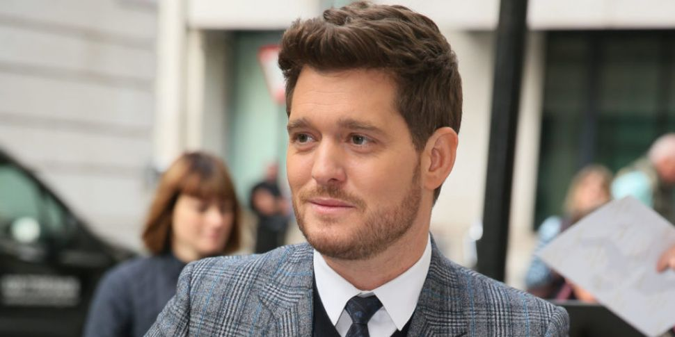 Michael Bublé Adds Extra Dublin Dates