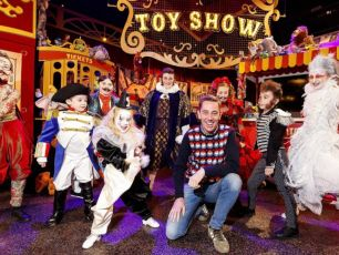The Greatest Showman Announced As Theme For The Late Late Toy Show
