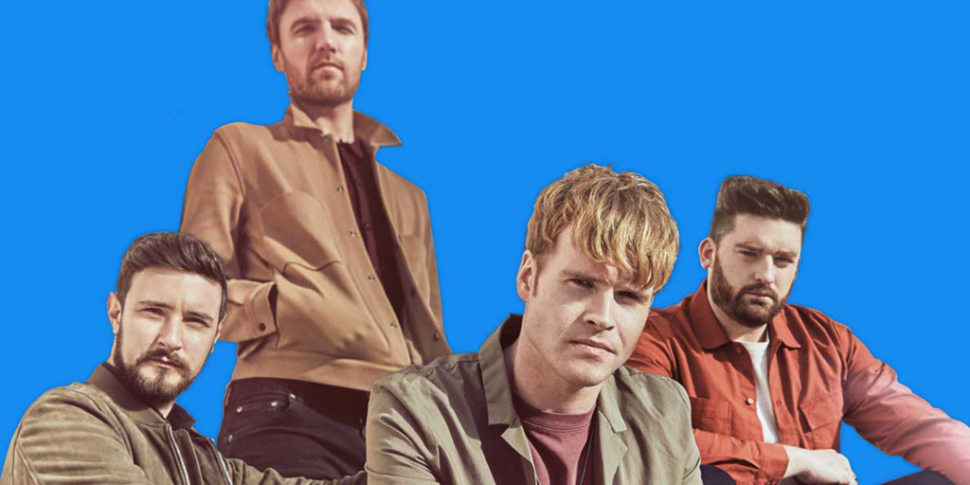Kodaline Announce For Two 2019...