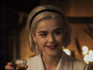 WATCH: The First Official Trailer For 'Chilling Adventures Of Sabrina: A Midwinter's Tale'