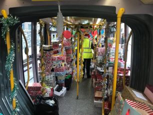 Up To 25,000 Shoe Boxes Expected To Be Donated To Luas Christmas Campaign Today
