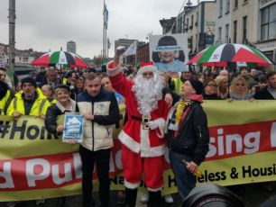 Thousands Have Marched Through Dublin Over Homelessness and Housing