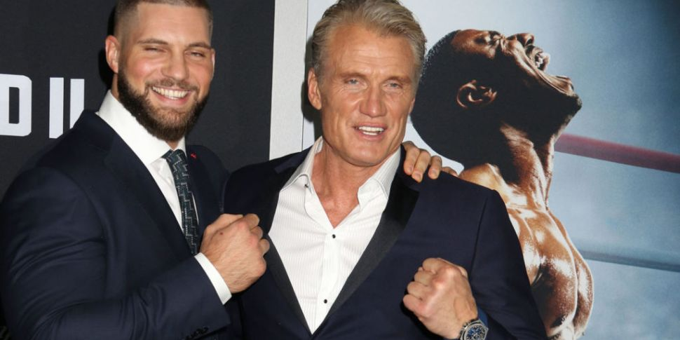 Plan B: Creed 2 Star's Dolph Ludgren & Florian Munteanu Interview