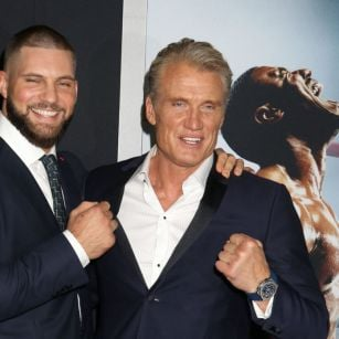 Plan B: Creed 2 Star's Dolph Ludgren & Florian Munteanu Sat Dec. 1st 2018