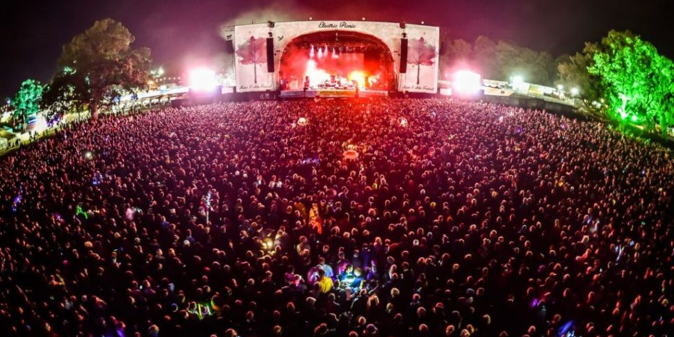 Electric Picnic Sells Out In R...