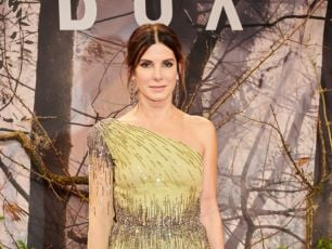 PLAN B: Sandra Bullock Chats About Her New Netflix Movie 'BirdBox'