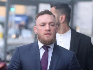 Traffic Charges Against Conor McGregor Struck Out