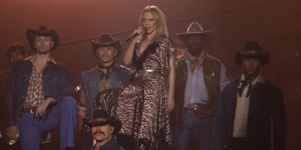 Kylie Minogue Announced For Glastonbury Festival 2019
