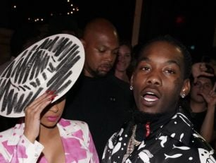 Offset Reportedly Doing Everyt...
