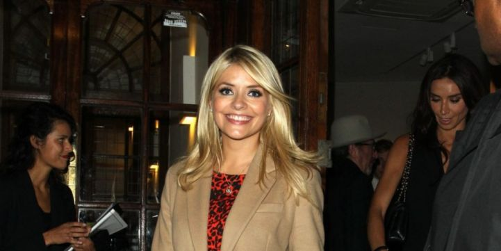 Holly Willoughby Reveals