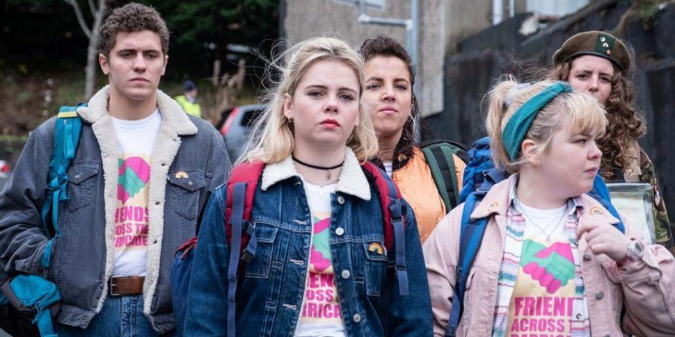 Derry Girls Renewed By Channel...