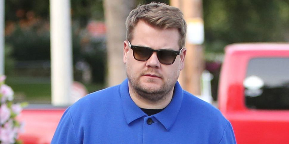 Troll Sends James Corden The '...