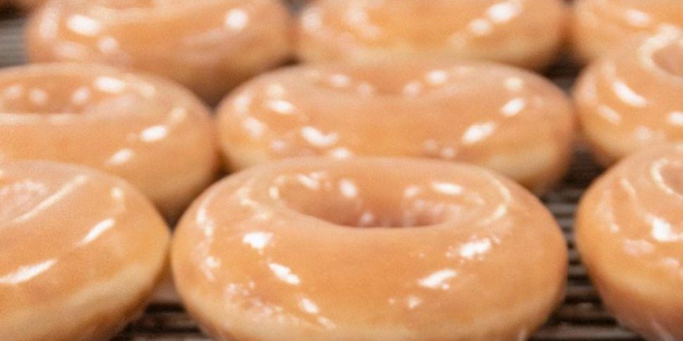 Free Original Glazed Krispy Kr...