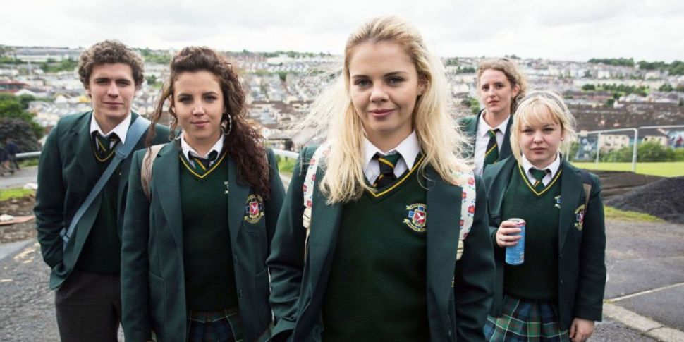 Derry Girls Season 1 Available...