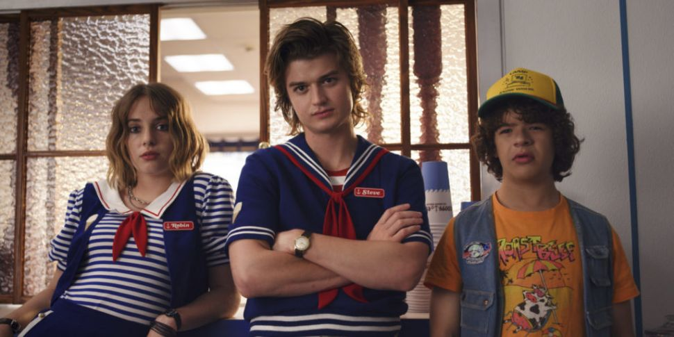 A Stranger Things Scoops Ahoy...