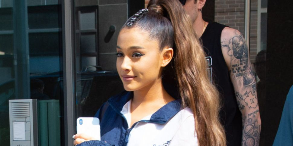Ariana Grande Talks About The...