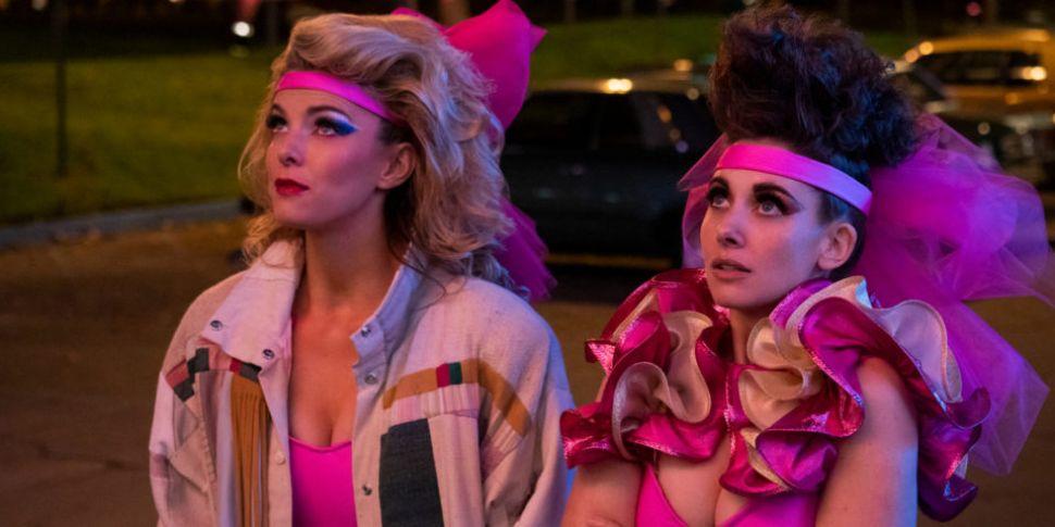 Glow Season 3, Cable Girls & M...