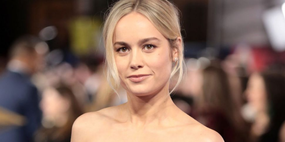 WATCH: Brie Larson Covers Aria...