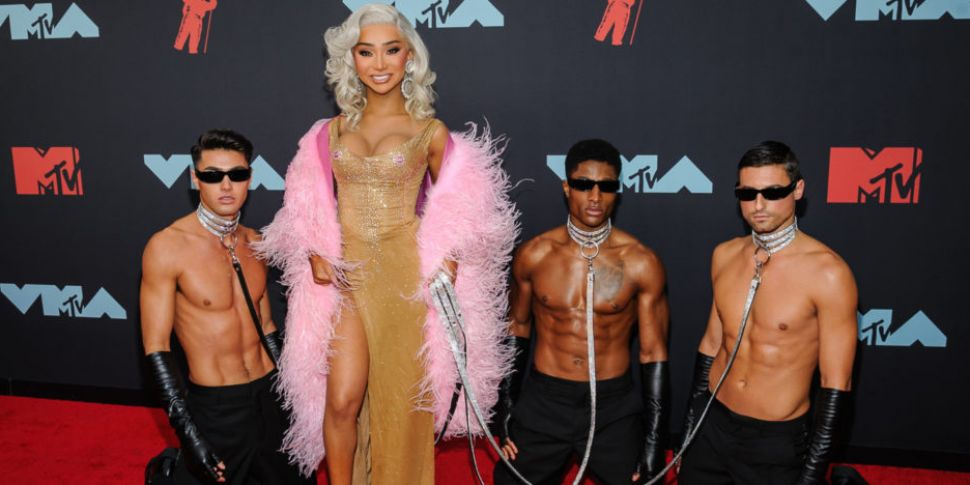 2019 Video Music Awards Red Ca...