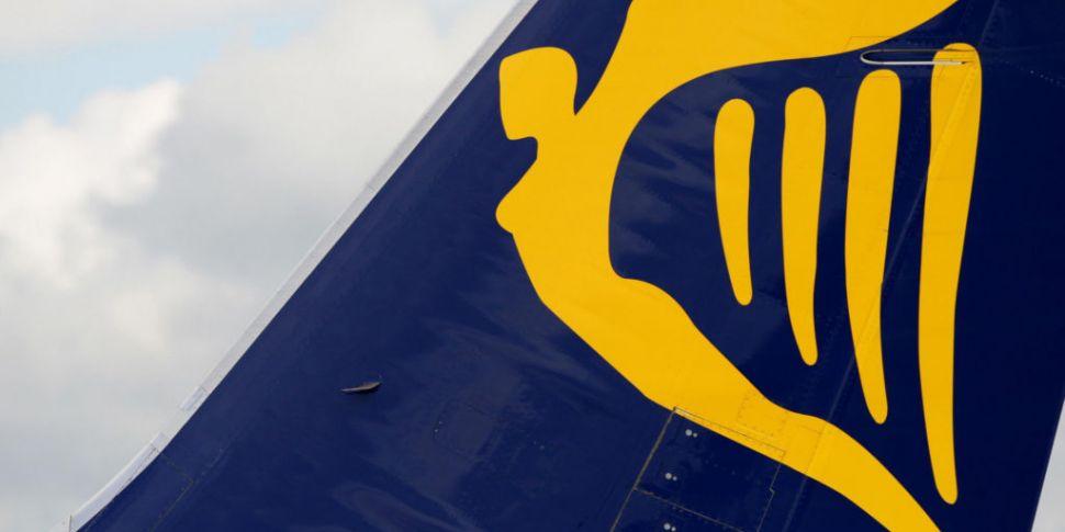 Irish Ryanair Flights Will Ope...