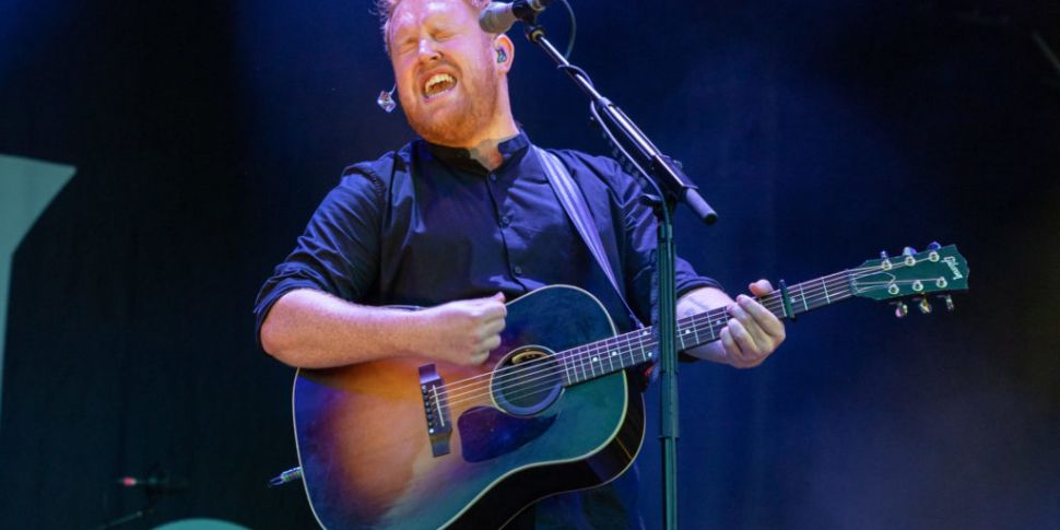 Gavin James Is Holding A Surpr...