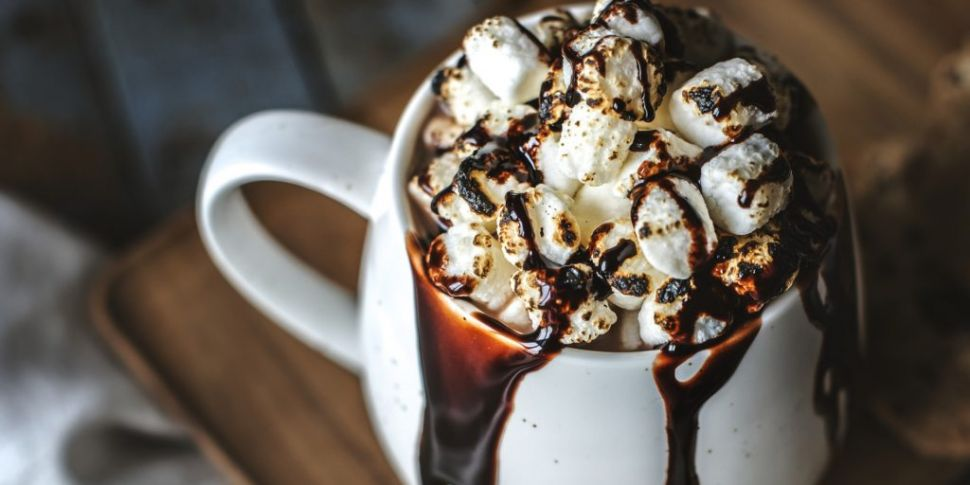 The Top 5 Cups Of Hot Chocolat...