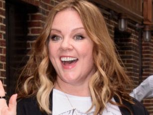Melissa McCarthy Snuck 30 Ham...