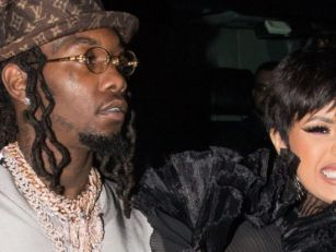 Cardi B & Offset Are Reportedl...