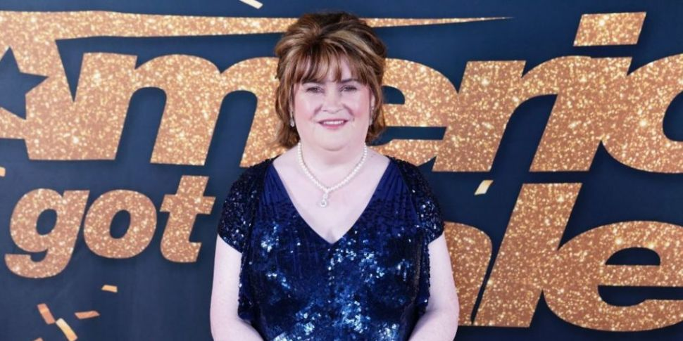 Susan Boyle Gets Golden Buzzer On America's Got Talent | SPIN1038