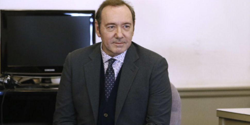 Kevin Spacey Pulled Over For S...