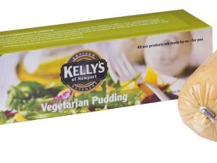Vegetarian White Pudding Avail...