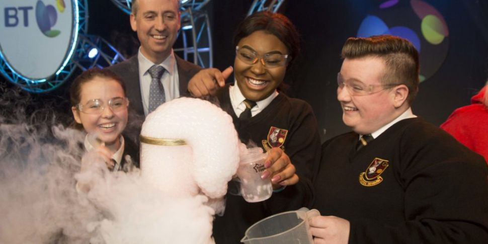 BT Young Scientist and Technol...
