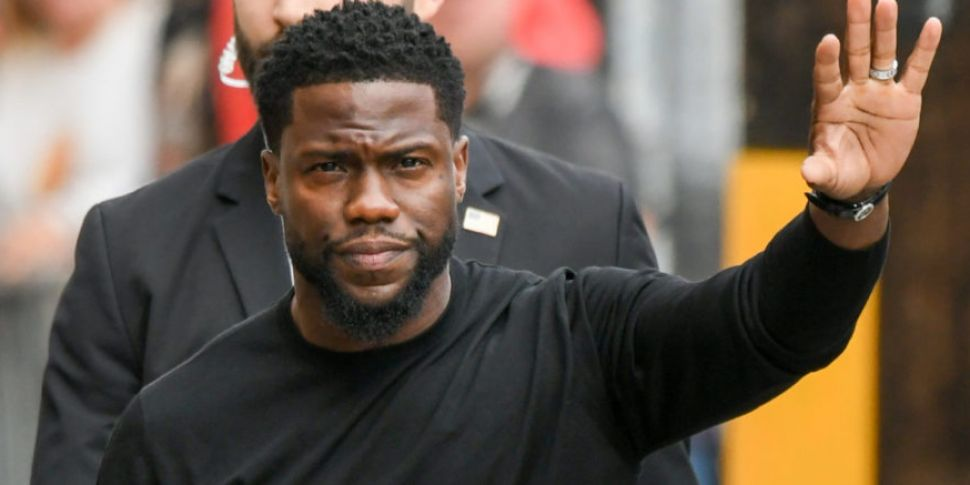 Kevin Hart Is 'Over' The Oscar...