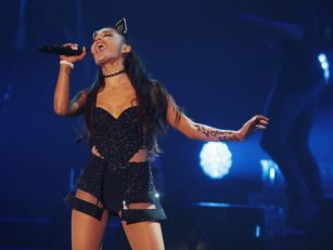 Ariana Grande Confirms Album R...