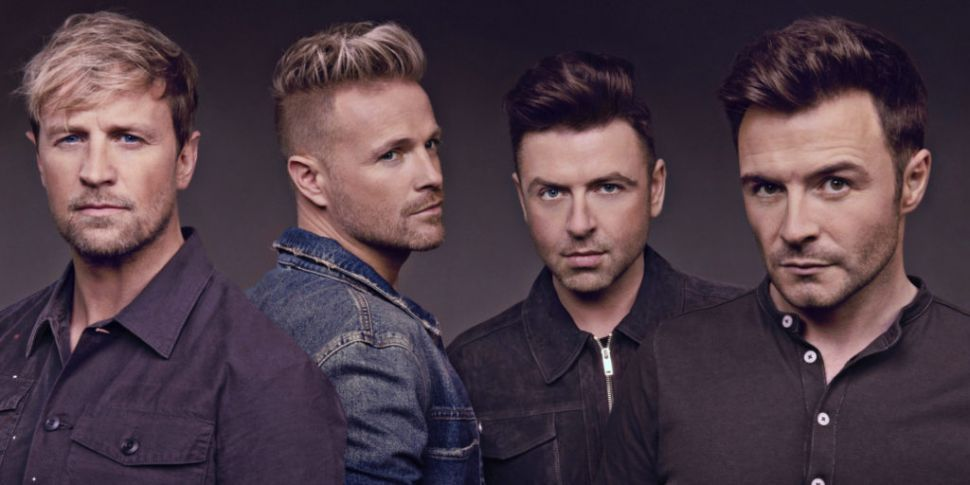 Westlife Release Brand New Son...