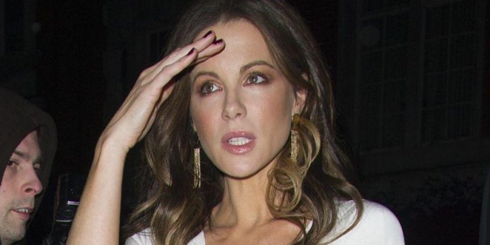Kate Beckinsale Responds To Fa...