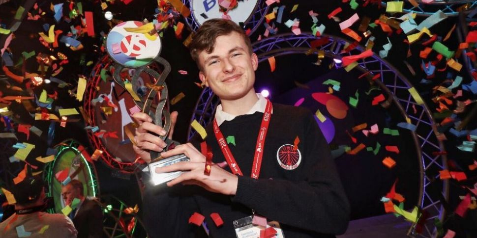 Dublin Student Wins Young Scie...