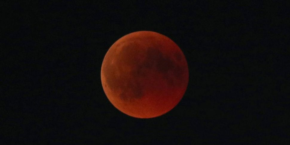 Lunar Eclipse Is Set To See Th...